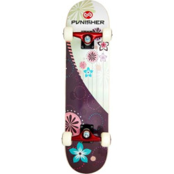 punisher skateboards soul 31 in abec 7 complete skateboard purple - Allshopathome-Best Price Comparison Website,Compare Prices & Save