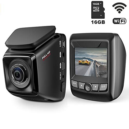 dash cam fhd 1080p car dvr with wifi and 6 lane 170 wide angle lens - Allshopathome-Best Price Comparison Website,Compare Prices & Save