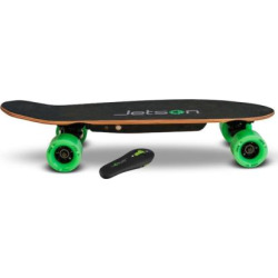 Jetson e-Punk Electric Skateboard, Black