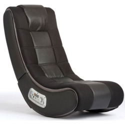 X-Rocker V-Rocker SE Wireless Gaming Chair, Black