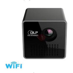 Mini DLP Projector HD 1080P Home Theater Micro LED USB Multimedia Projector