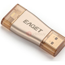 EAGET I50 OTG USB Flash Drive 32GB Pen Drive