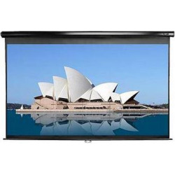 Elite Screens M120UWV2 Manual Series Projection Screen (72 x 96″) M120UWV2