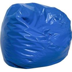 Jack and Jill Bean Bag Chair – Royal Blue – Christopher Knight Home