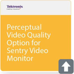 Tektronix Perceptual Video Quality Option for Sentry Video Mon VNM-SEN PVQ
