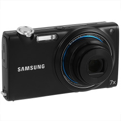 Samsung CL80 14.2 Megapixels Compact Digital Camera – Black (Refurbished)