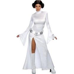 Star Wars Women's Princess Leia Costume – X-Small, Size: XS, White