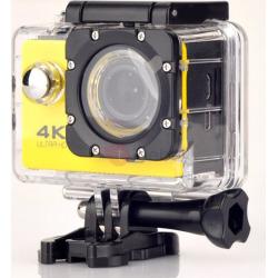 F60 Action Camera 4K WIFI 170 Degree Wide Lens Helmet Diving Sport Camera