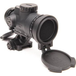 Trijicon 1×25 MRO Patrol Reflex Sight (2 MOA Red Dot Reticle, MRO-C-2200018