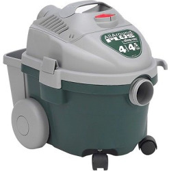 ShopVac 4 Gallon AllAround Plus Wet/Dry Vacuum, Green