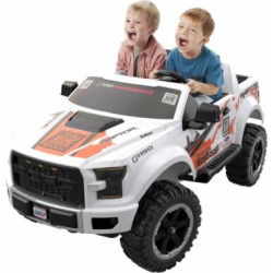 Power Wheels Ford F150 Raptor Ride-On Vehicle