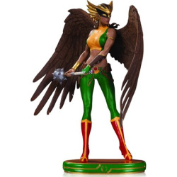 DC Comics Cover Girls Hawkgirl Statue