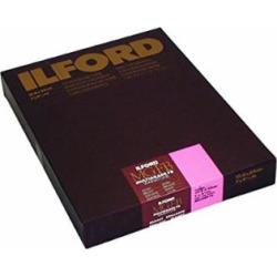 Ilford 11 x 14″ Multigrade FB Fiber, Glossy Surface, 50 Sheets