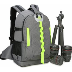 abonnyc drlbp cg waterproof anti shock backpack for dslr and slr cameras - Allshopathome-Best Price Comparison Website,Compare Prices & Save
