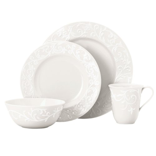 lenox opal innocence carved 20 piece dinnerware set - Allshopathome-Best Price Comparison Website,Compare Prices & Save