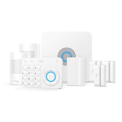 Ring Alarm Indoor Security Kit – Optional 24/7 Professional Monitoring