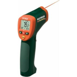 Extech 42515 Infrared Thermometer with Type K Input by Extech