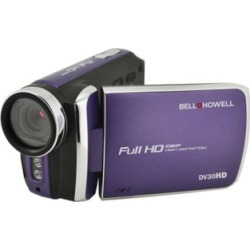 Bell + Howell Bell+Howell Fun Flix Camcorder, Color: Blue