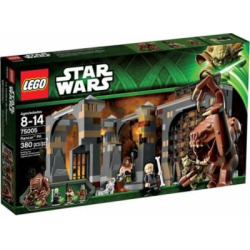 LEGO Star Wars Rancor Pit Play Set