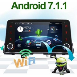 8″ Android 7.1 Quad Core Car DVD GPS Navigation Multimedia Player Car Stereo KIA Picanto Morning 2017 Steering Wheel Control 3G/4G WiFi TPMS Mirror Link Camera