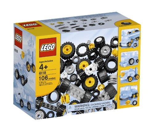 LEGO Bricks & More LEGO Wheels 6118