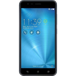 Asus ZenFone 3 Zoom 5.5″ 3GB RAM, 32GB Storage LTE Unlocked Dual SIM Smartphone, Android Nougat 7.1 ZE553KL-S625-3G32G – Navy Black (Certified Refurbished)