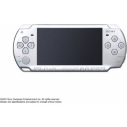 Sony PSP Slim & Lite PSP-2000IS – Handheld Game Console – Ice Silver 【Japan Import】