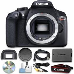 Canon EOS Rebel T6 Digital SLR Camera (Body Only) Wi-Fi Enabled – International Version
