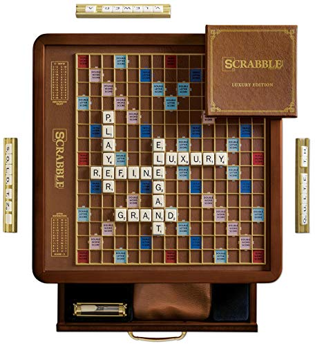 scrabble luxury edition board game - Allshopathome-Best Price Comparison Website,Compare Prices & Save