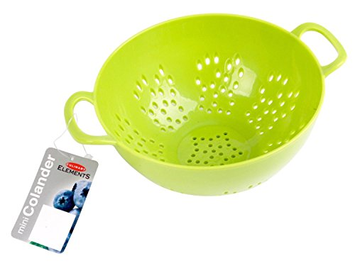 culinary elements 6 inch mini colander with double handles and deep bowl - Allshopathome-Best Price Comparison Website,Compare Prices & Save