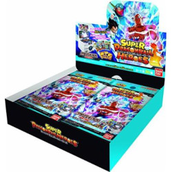 バンダイ(BANDAI) Super Dragonball Heroes Ultimate Booster Pack Box Japan Bandai Card