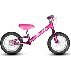 WeeBikeShop Toddler Balance Bike by Muna 12″ Air Tires   Rear Brake   (Purple)