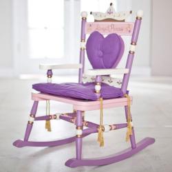 Wildkin Royal Princess Childrens Rocking Chair – RAB00009