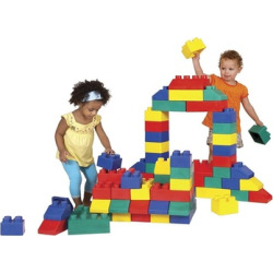Edushape 806050 Edu Blocks – Set Of 50