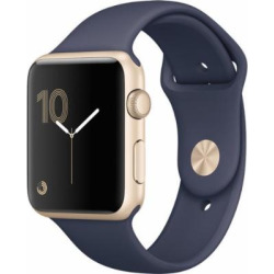 apple watch series 1 42mm smartwatch gold aluminum case midnight blue sport - Allshopathome-Best Price Comparison Website,Compare Prices & Save