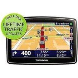 TomTom XXL 535T 5-Inch Portable GPS Navigator