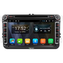 Car Stereo Radio Audio Eonon GA8153A Android Car Navigation, Android7.1 2GB+32GB, Octa-Core for Volkswagen(VW)/SEAT/Skoda GPS Navigation for Car Head Unit-8 Inch