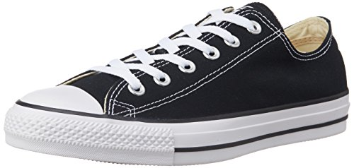 Converse Unisex Black Sneakers – 8 UK /India (41.5 EU)