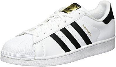 Adidas Classic superstar White Splash Sneakers for unisex (8)