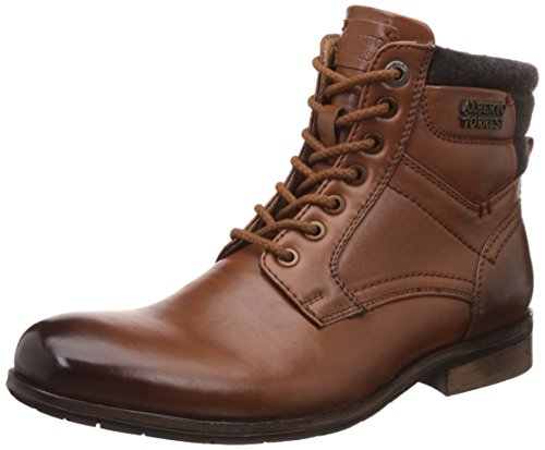 Alberto Torresi Men's Anvik Tan Boots – 7 UK/India (41 EU)