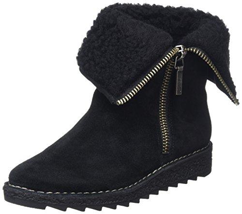 Clarks Women's Olso Beth Black Boots – 5 UK/India (38 EU)
