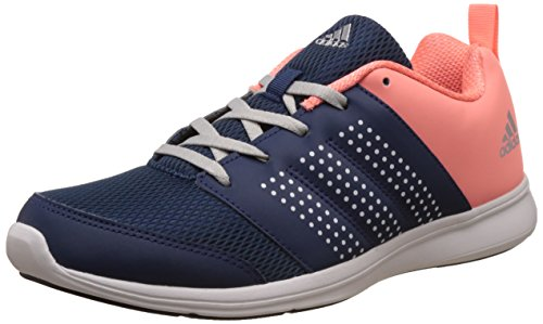 adidas Women's Adispree W Mysblu, Metsil and Sunglo Running Shoes – 6 UK/India (39.33 EU)