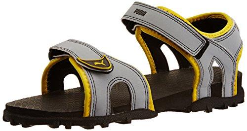 Puma Unisex Jeep jr DP Moonstruck-Dandelion Athletic & Outdoor Sandals – 13C UK