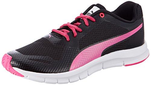 Puma Women's Puma Blur Wmns Idp Black, Pink Glow and Puma White Running Shoes – 5 UK/India (38 EU)