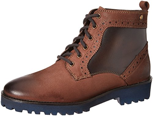 Hush puppies Women's Betty Brown Leather Boots – 4 UK/India (37 EU)(5044956)