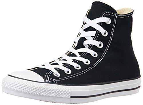 Converse Unisex Black Sneakers – 9 UK /India (42.5EU)