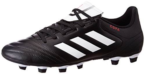 adidas Men's Copa 17.4 Fxg Cblack, Ftwwht and Cblack Football Boots – 7 UK/India (40.67 EU)