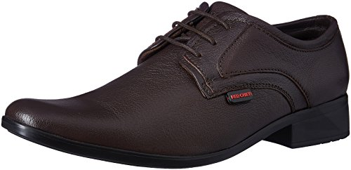 Red Chief Men's Brown Leather Formal Shoes – 10 UK/India (44 EU)