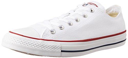 Converse Unisex Optical White Sneakers – 7 UK/India (40 EU)