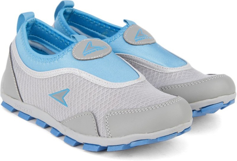 Power FANNY Running Shoes(Blue, Grey)